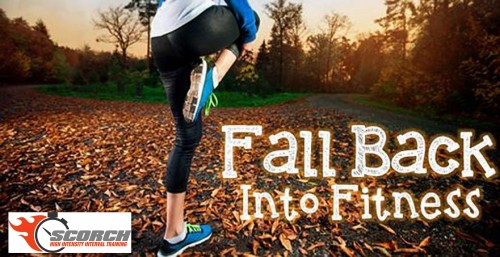 Fall Back Into Fitness, Not Off The Wagon Part 2