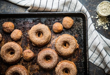 28 Healthier Doughnut Recipes